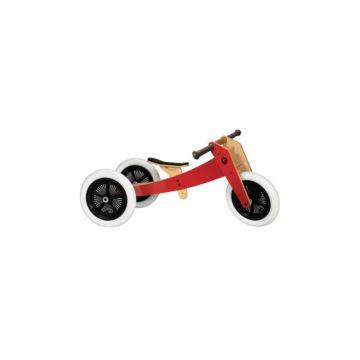 Беговел Wishbone Bike 3 в 1 (красный)