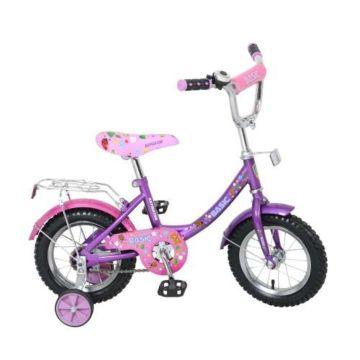 """Детский велосипед Navigator Basic 12"""" (фиолетовый)"""