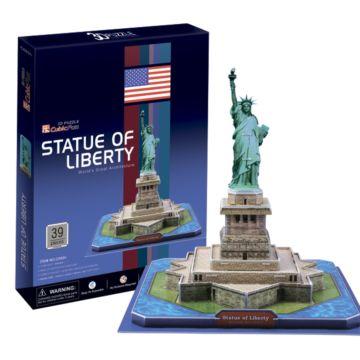 Игрушка CubicFun Статуя Свободы (США)