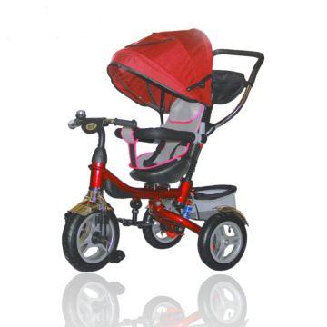 Трехколесный велосипед Ecoline Duetto 145430 (Красный)