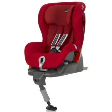 Автокресло Britax Romer SafeFix Plus Flame Red Trendline