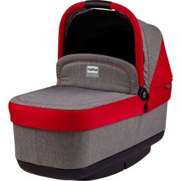 Комплект для коляски Peg-Perego Navetta Pop Up (серый-красный)