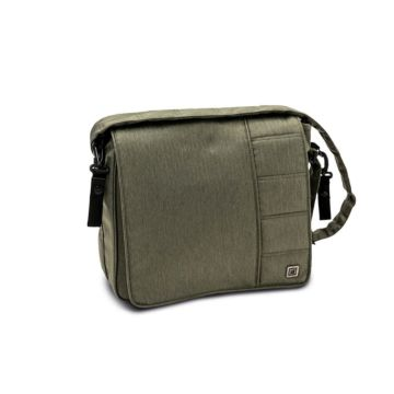 Сумка в коляску Moon Messenger Bag 2018 Olive Fishbone