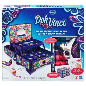 Набор для творчества Play-Doh Волшебная шкатулка