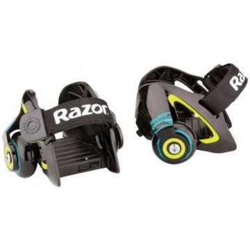 Ролики на обувь Razor Jetts (зеленый)