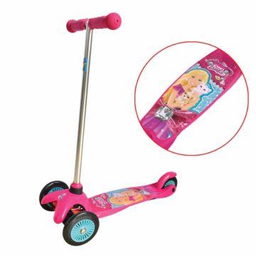 """Самокат 1Toy """"Barbie"""""""