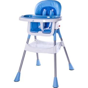 Стульчик для кормления Caretero Pop (синий)