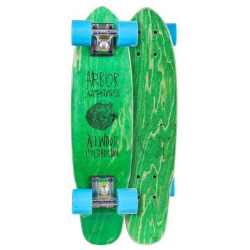 Лонгборд Arbor Woody (Green)