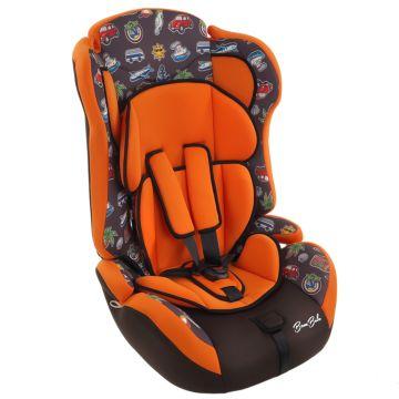 Автокресло Bambola Primo Путешествие (оранжевый/коричневый)