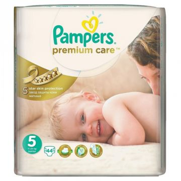 Подгузники Pampers Premium Care Junior (8-14 кг) 44 шт