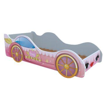 Кровать-машина Кроватка5 Машинки (Принцесса)