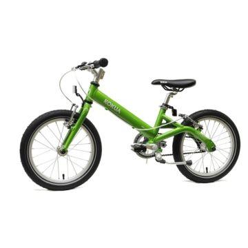 "Детский велосипед Kokua LiketoBike V-Brakes 16"" (green)"