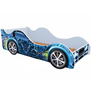 Кровать-машина Кроватка5 Машинки (Механизм)