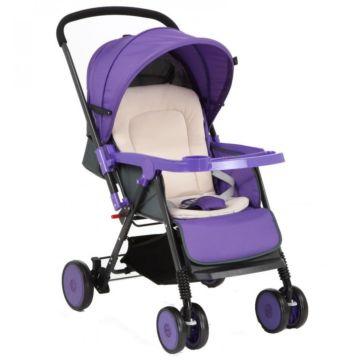 Коляска прогулочная Corol S-7 (фиолетовый)