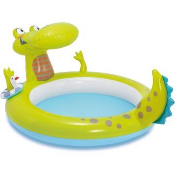 Надувной бассейн Intex 57431 Крокодил 170 л