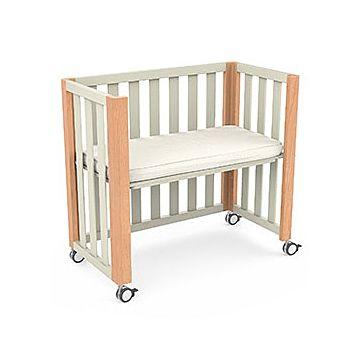 Приставная кровать Ellipse Co-Sleep Classic (молочная)