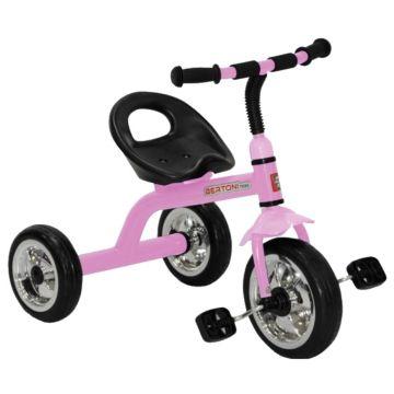 Трехколесный велосипед Bertoni Lorelli A28 (розовый)