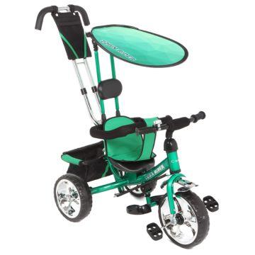 Трёхколёсный велосипед Capella Town Rider (Зеленый)