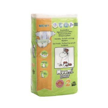 Подгузники MiniMax Muumi Baby Newborn (3-6 кг) 58 шт.