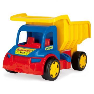 Машина Wader Грузовик Гигант (сине-желтый)