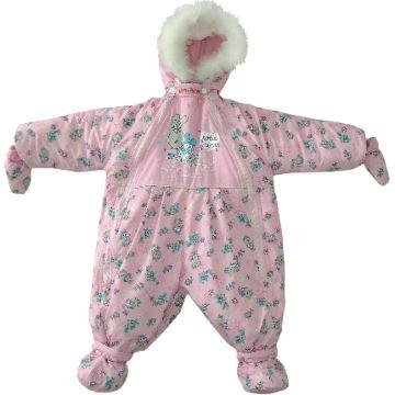 Комбинезон-трансформер Little People Снежок (розовый)