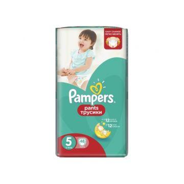 Подгузники-трусики Pampers Pants Junior (12-18 кг) 48 шт