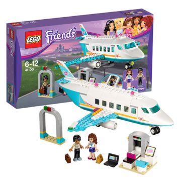 Конструктор Lego Friends 41100 Подружки Частный самолет