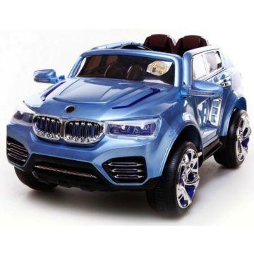 Электромобиль Kids Cars BMW X9 с пультом управления (голубой)