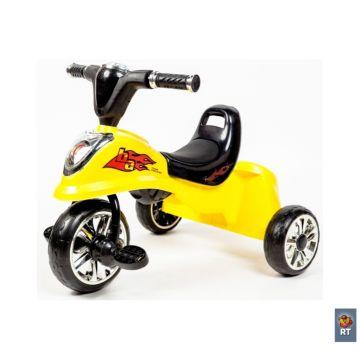 Трехколесный велосипед RT Modern (желтый)
