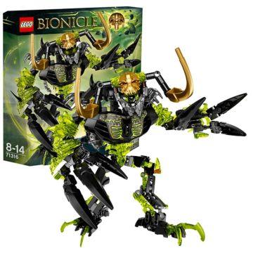 Конструктор Lego Bionicle 71316 Умарак-разрушитель