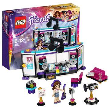 Конструктор Lego Friends 41103 Подружки Поп-звезда: студия звукозаписи