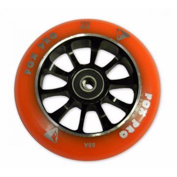 Колесо для самоката FOX Winner 100 мм (оранжевое)