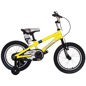 "Детский велосипед Royal Baby Freestyle Alloy 12"" (желтый)"