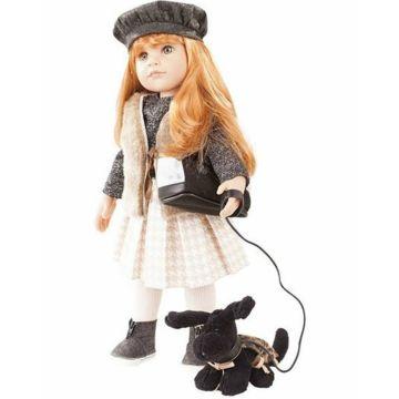 Кукла Gotz Ханна с собачкой