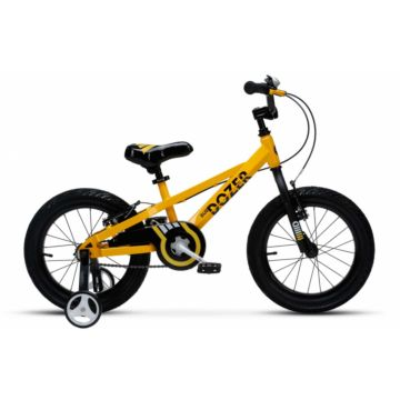 "Детский велосипед Royal Baby Bull Dozer 18"" (желтый)"