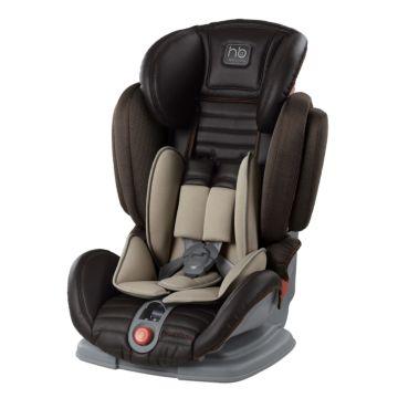 Автокресло Happy Baby Mustang NEW (black)