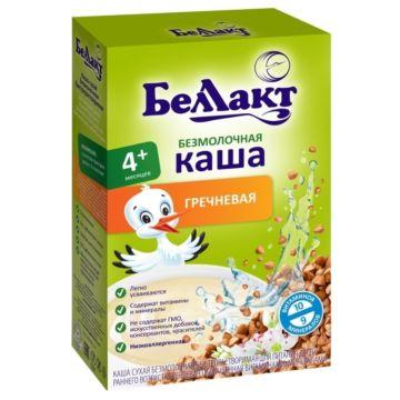 Каша сухая безмолочная гречневая Беллакт (с 4 мес.) 200 г