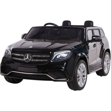 Электромобиль Coolcars Mercedes Benz GLS63 Luxury 4x4 2.4G (черный)