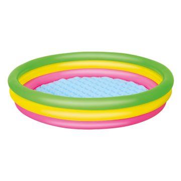 Детский бассейн BestWay 51103BW круглый 211 л