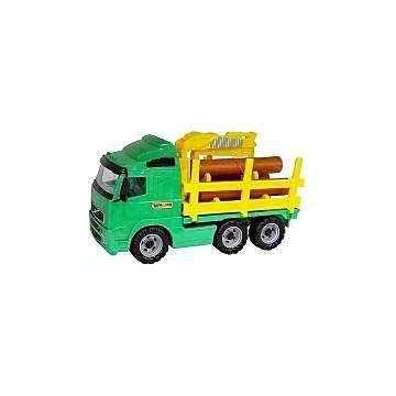 Автомобиль Wader Лесовоз (Зеленый)