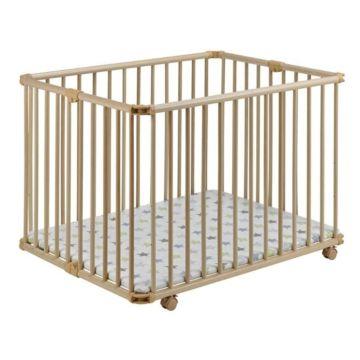 Манеж-кровать Geuther Lucilee натуральный 32