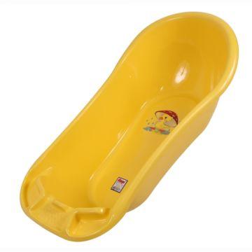 Детская ванночка Dunya Plastik Фаворит (желтый)