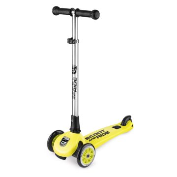 Самокат Scoot&Ride Highwaykick 3 Light (лайм)