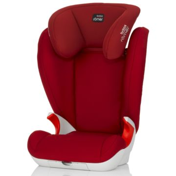 Автокресло Britax Romer Kid II Flame Red Trendline