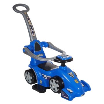 Каталка Ningbo Prince Toys Болид F1 (синий)