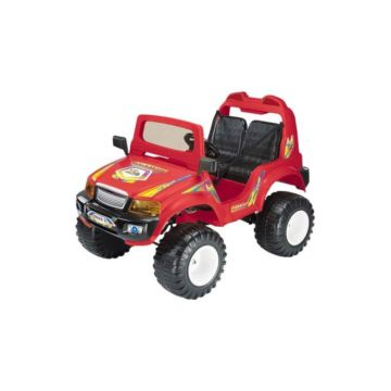 Электромобиль Chien Ti Off Roader 4x4 с пультом управления (красный)