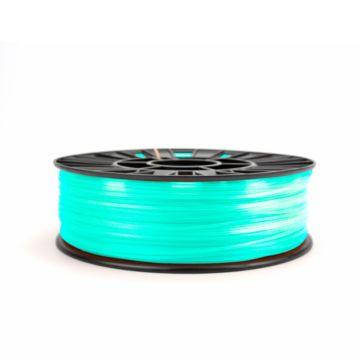 Пластик в катушке для 3D ручки Unid ABS1F (светящийся голубой)