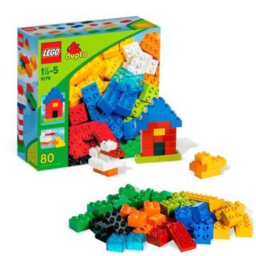 Конструктор Lego Duplo 6176 Основные элементы