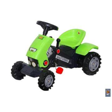 Детская педальная машина Coloma Трактор Turbo-2