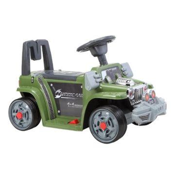 Электромобиль Jiajia B25 (зеленый)